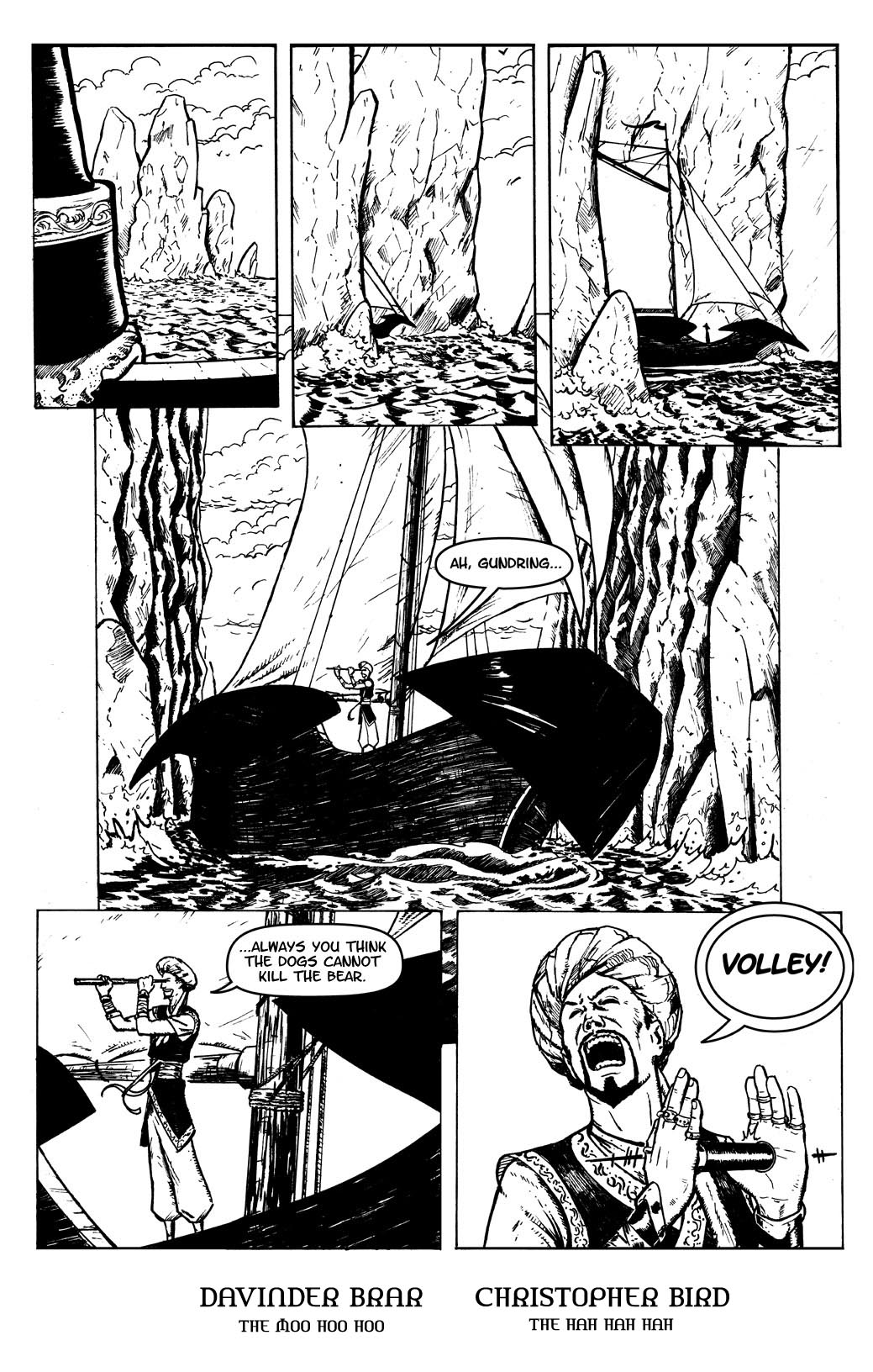 Book 1, page 3