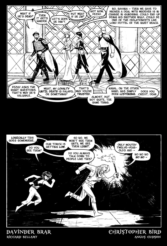 Book Five, Page Thirteen