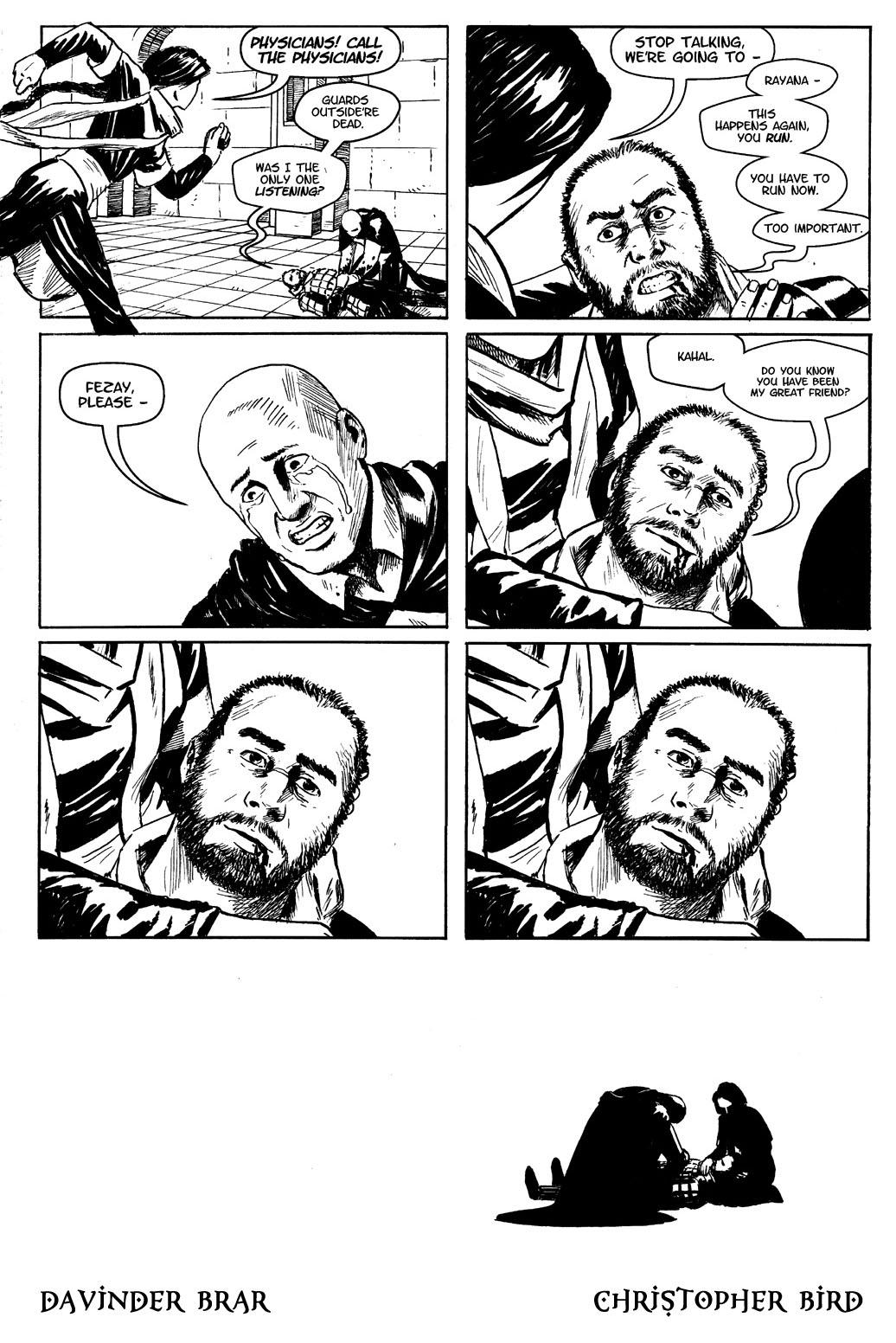Book Six, Page Twenty-One
