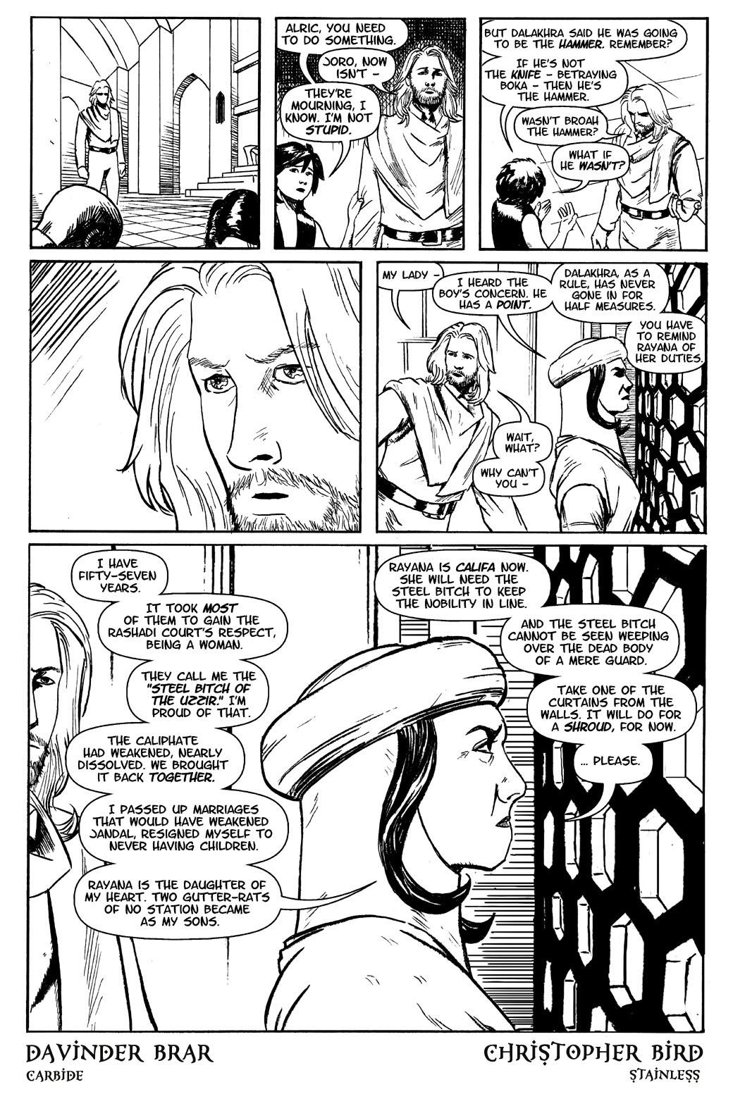 Book Six, Page Twenty-Two
