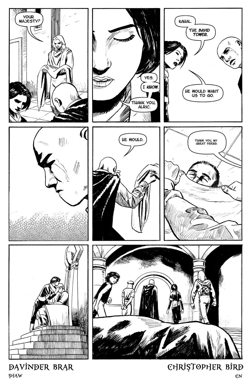 Book Six, Page Twenty-Three