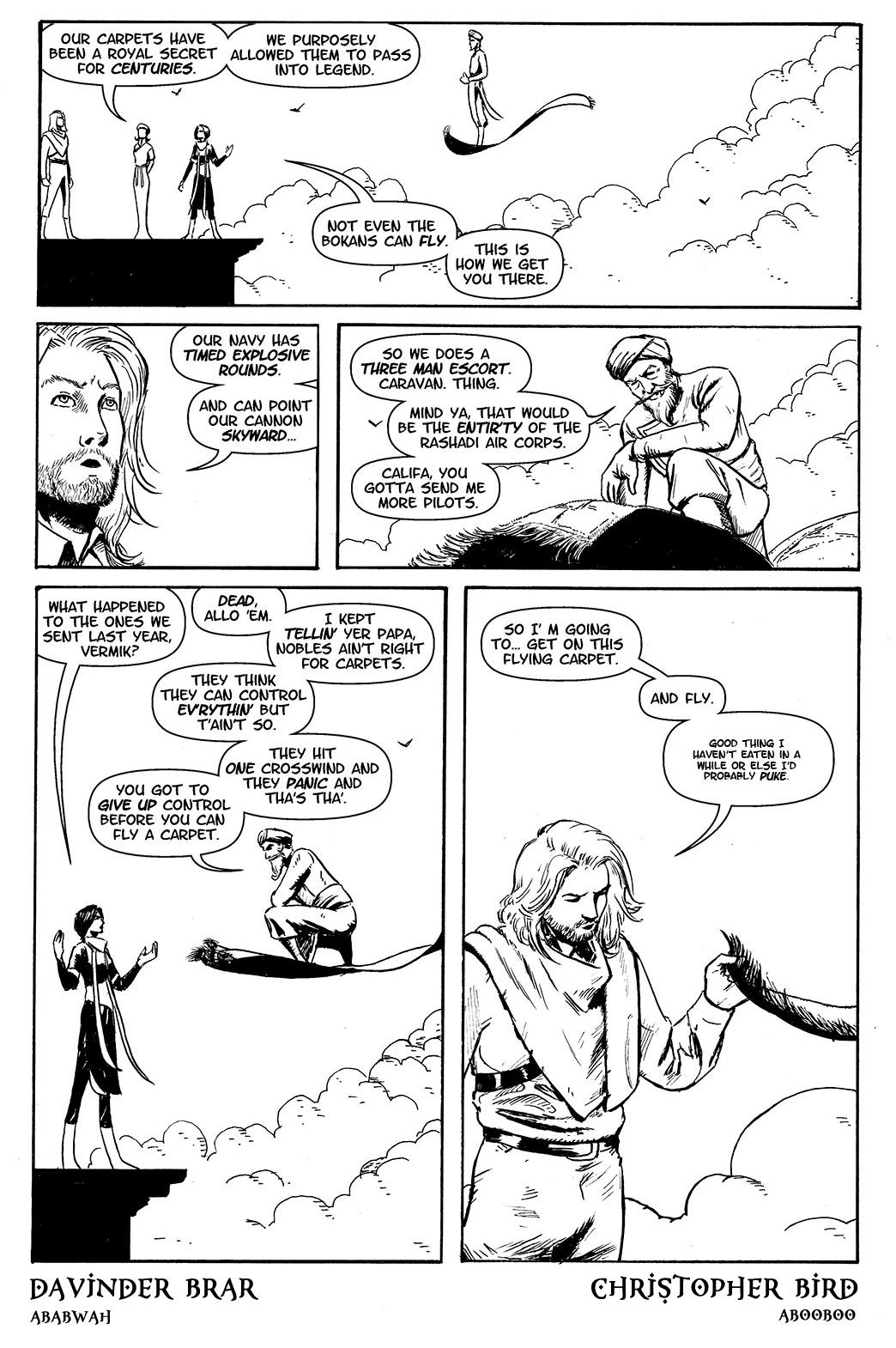 Book Seven, Page Eleven