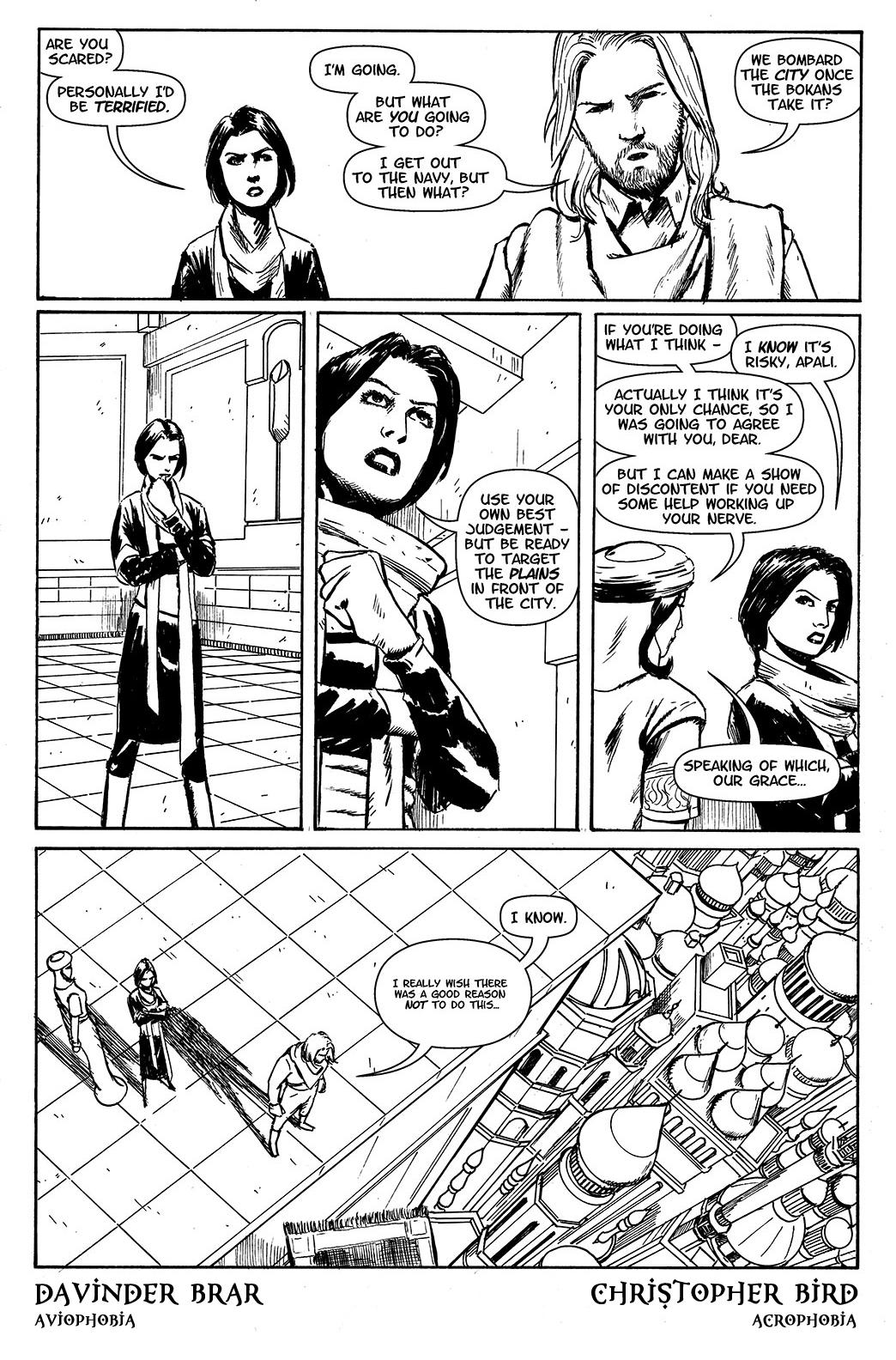 Book Seven, Page Twelve