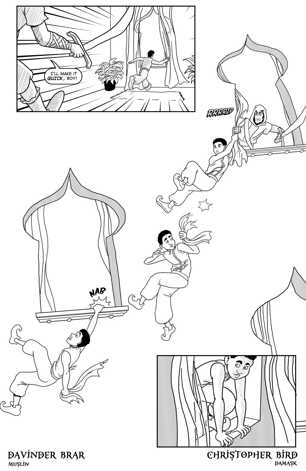 Interlude, Page Five