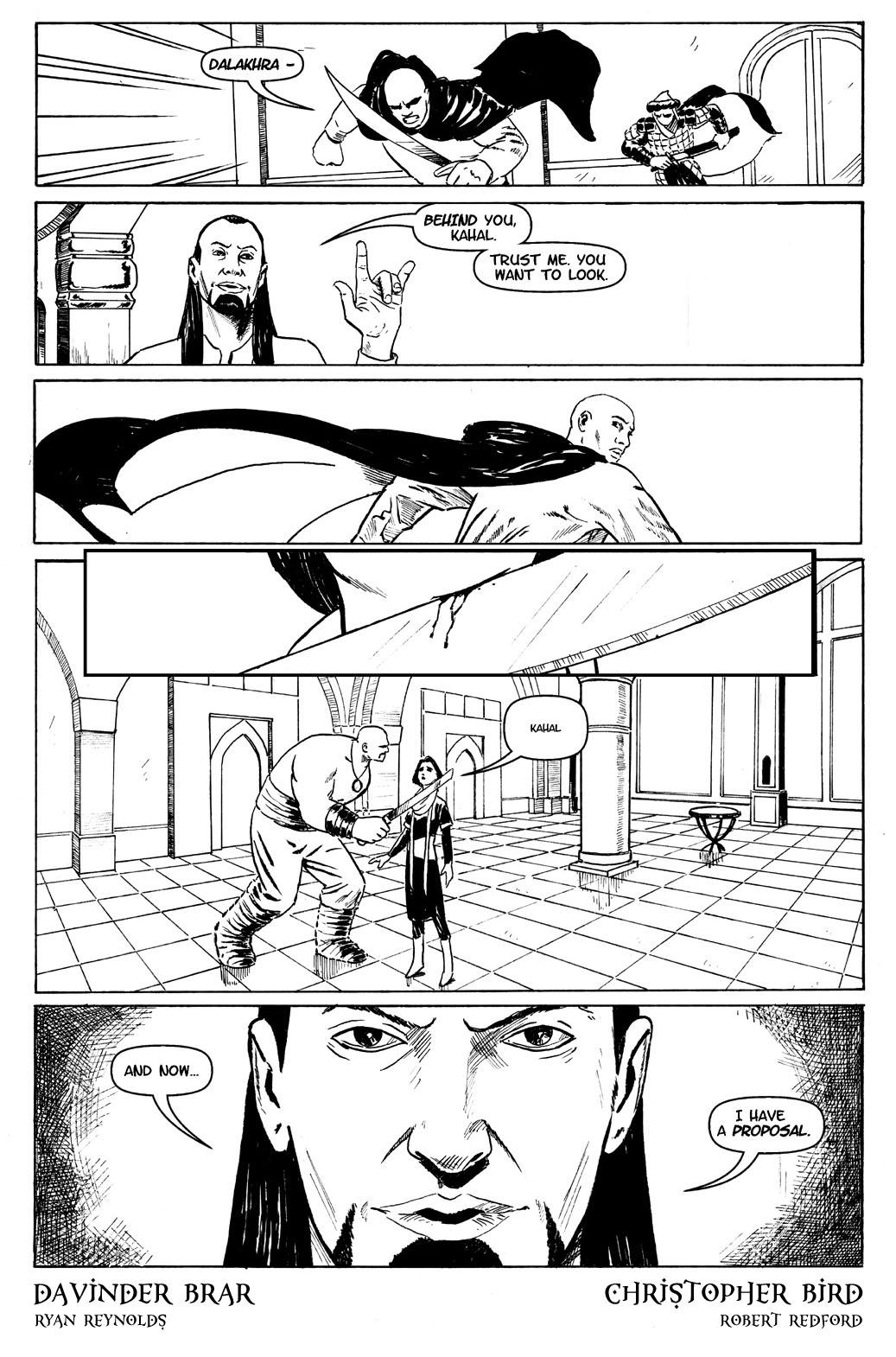 Book Six, Page Nine