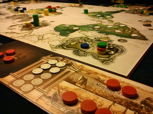 Colonial Debuted at Essen Last