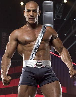 american gladiators male Nude