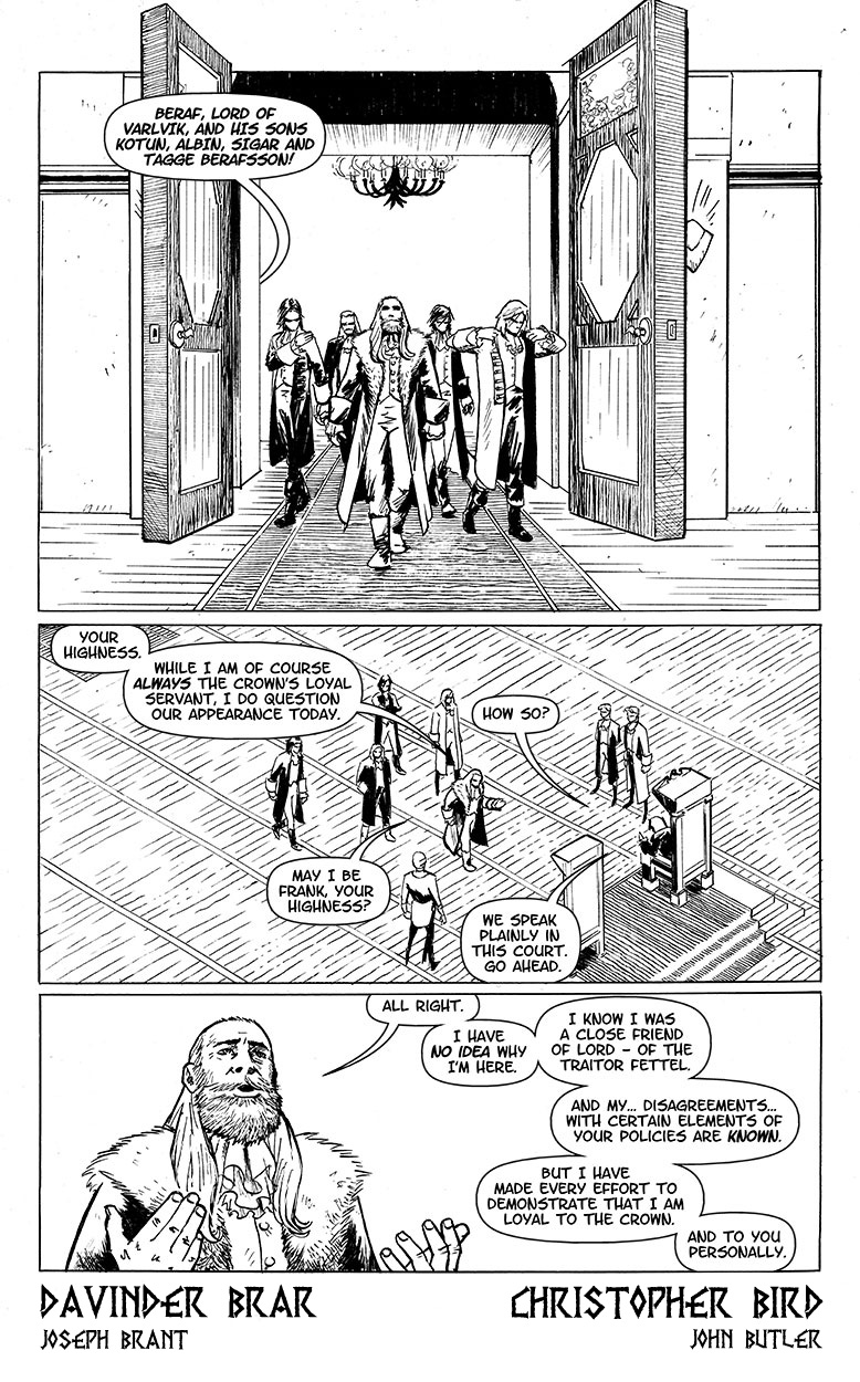 Book One, Page Seven