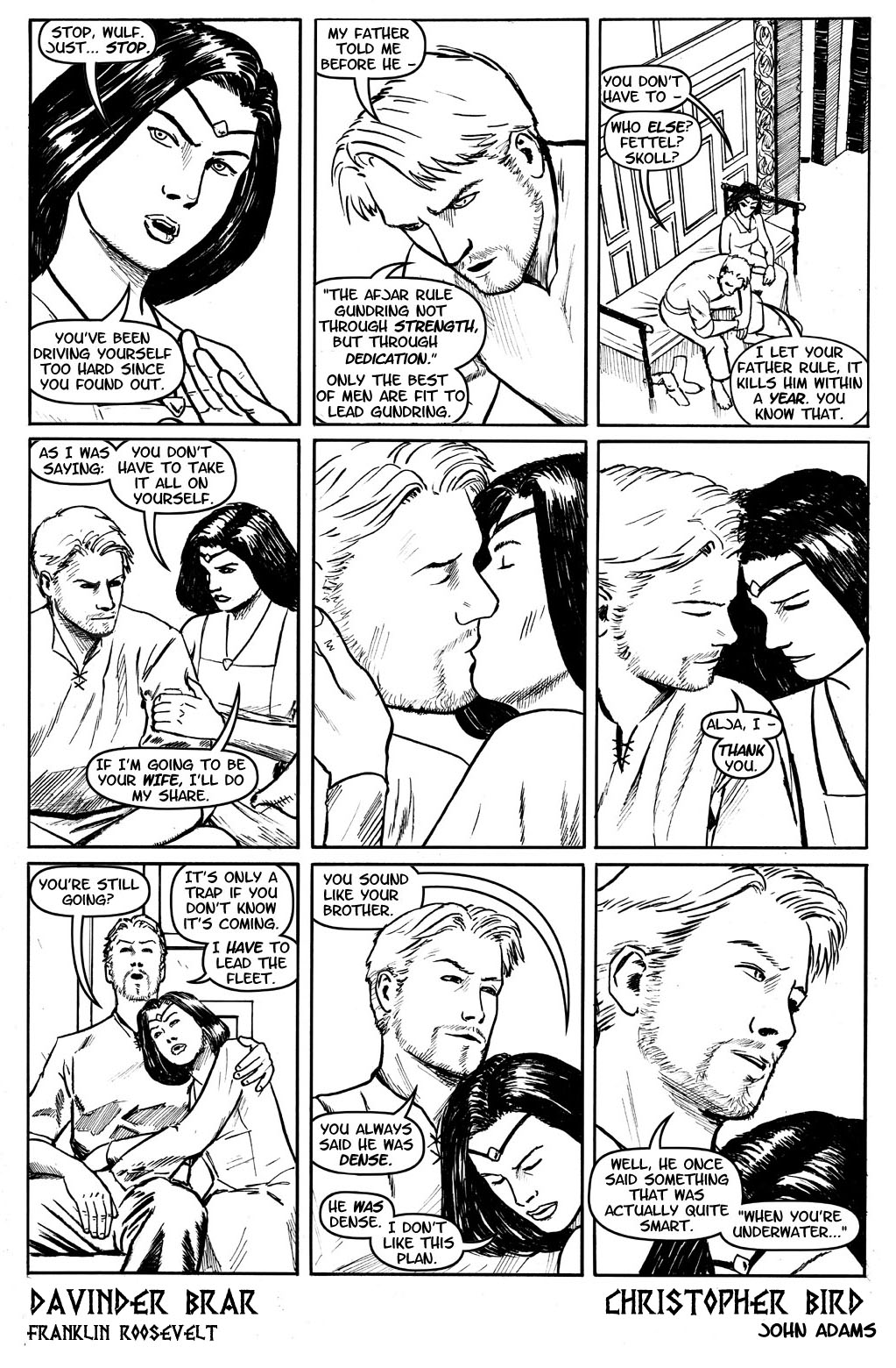 Book 3, page 4