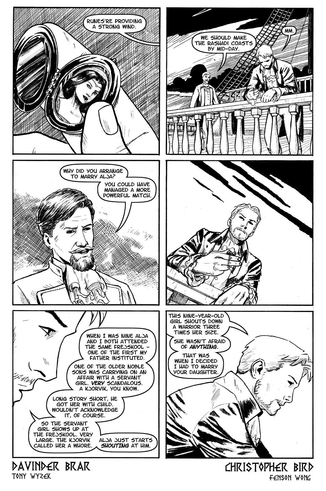 Book 5, page 1