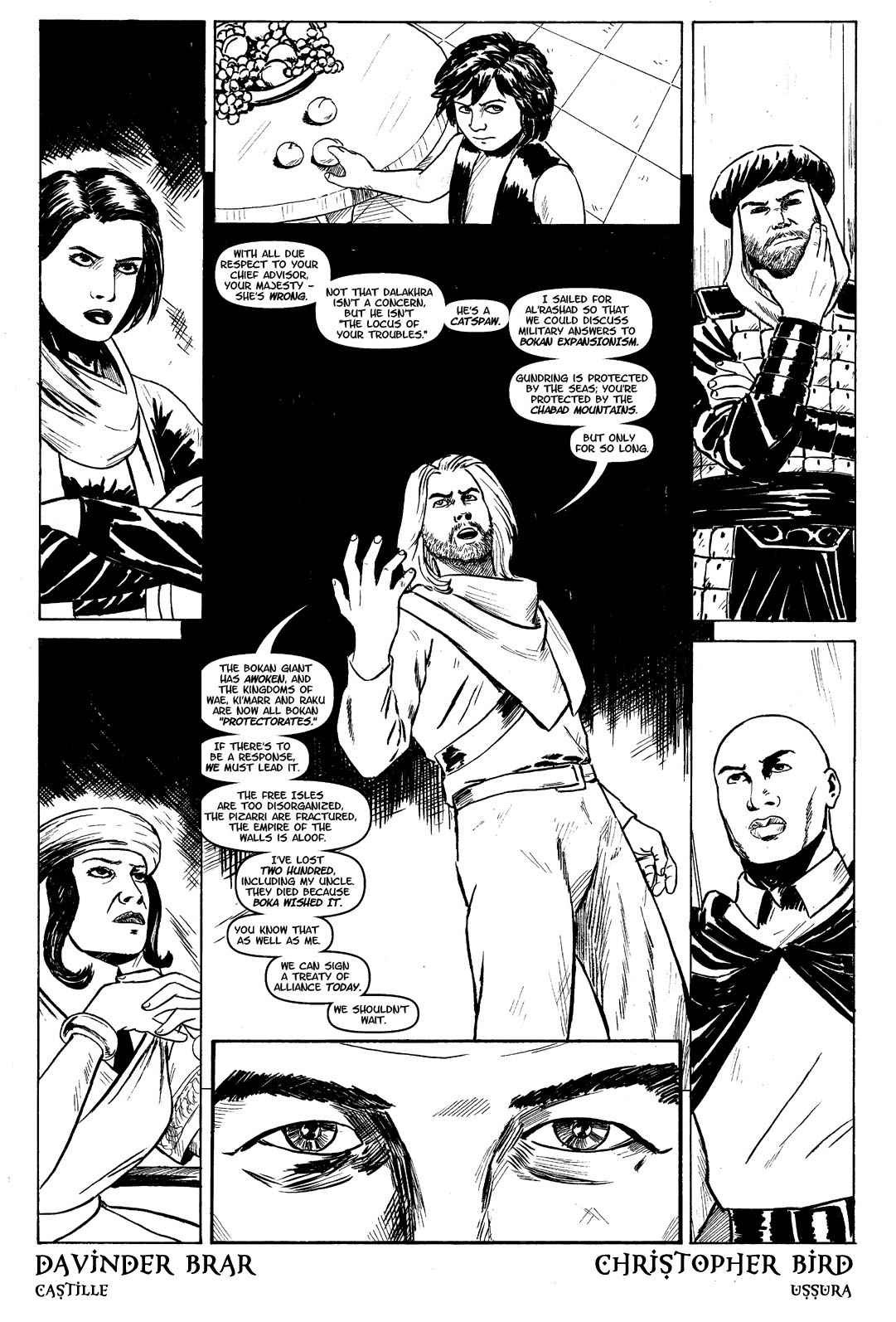 Book Six, Page Two