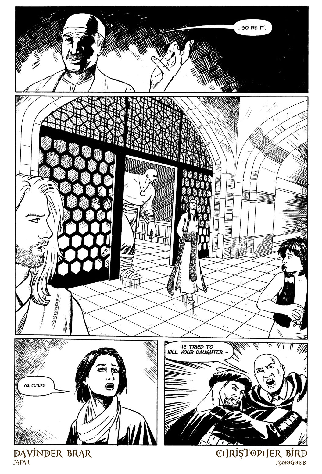 Book Six, Page Five