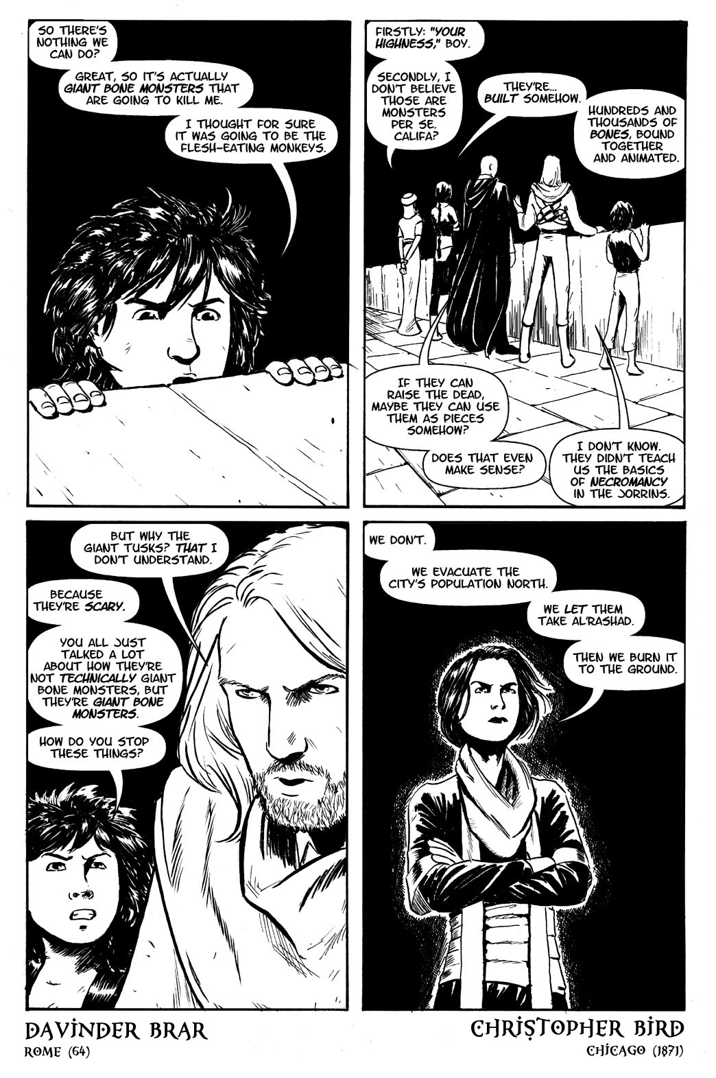 Book Seven, Page Four